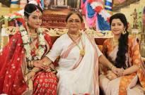 Vermillion drama in Colors Bangla's Kajalata
