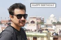 Working birthday for Sanjay Kapoor
