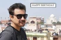 Working birthday for Sanjay Kapoor