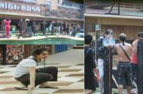 Contestants turn lawn into a junkyard; Puneesh lashes out at Vikas in Bigg Boss 11