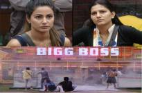 Benafsha miffed with Hina; Sapna lashes out at Vikas post captaincy war in Bigg Boss 11