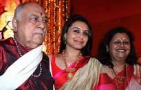 Rani Mukherjee and Ram Mukherjee