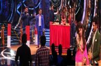 Salman Khan, Aditya Narayan, Arjun Bijlani, Colors