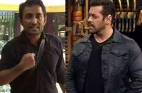Zubair Khan And Salman Khan
