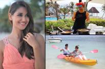 Nikita, Zayed and Vatsal have a gala time in Mauritius!