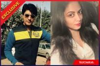 Anas Rashid and Kavita Kaushik