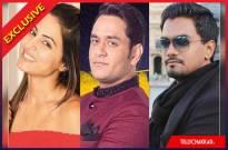 Hina Khann Vikas Gupta and Rocky Jaiswal