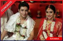 Gaurav Chakrabarty and Ridhima Ghosh tie the knot
