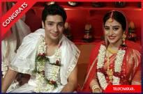 Gaurav Chakrabarty and Ridhima Ghosh tie the knot