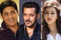 Aasif Sheikh, Salman Khan & Shilpa Shinde