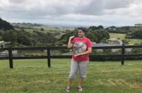 Smita Singh is holidaying at New Zealand!