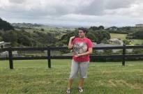 Smita Singh is holidaying at New Zealand!
