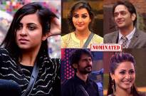 These are the contestants nominated by Arshi Khan this week