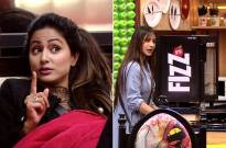 Hina questions Shilpa's hygiene; the latter leaves the kitchen