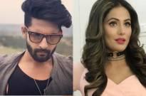 Ravi Dubey & Hina Khan