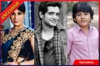 Aaradhna Uppal, Pratik Dixit and Eklavya Ahir