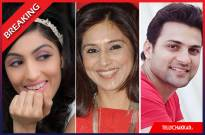 Monica Khanna, Gunn Kansara and Dhiraj Rai