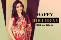 Birthday special: Five stylish looks of Ridhima Ghosh