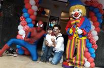 Arjun Bijlani was the perfect dad on his son's birthday