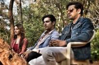 Siddharth Malhotra, Nikita Dutta and Vatsal Seth