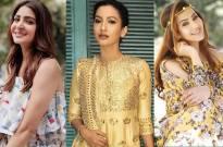 Anushka Sharma,  Shilpa Shinde and Gauahar Khan together