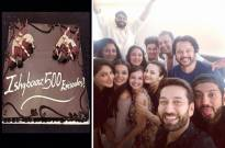 Surbhi Chandna elated on Ishqbaaaz completing 500 episodes