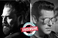 Mukul Dev and  Salman Khan