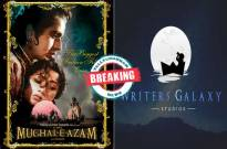 Writers Galaxy Studios to recreate the magic of Mughal-e-Azam on TV