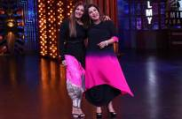Farah is my inspiration, says Raveena Tandon at the sets of Entertainment ki Raat@9