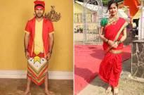 Aahan-Pankti-o perform Koli dance on Colors' Tu Aashiqui!