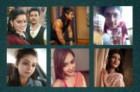 WhatsApp DPs of Bengali TV actors