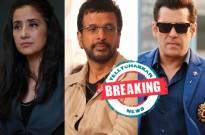 Manisha Koirala, Javed Jaffrey and Salman Khan