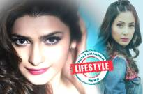 Prachi Desai and Hina Khan