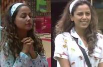 Is Shristhy Rode trying to copy Hina Khan's style inside the Bigg Boss house?