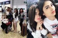 Mouni Roy takes off to Istanbul with BFFs Sanjeeda Sheikh, Aashka Goradia, and Sohanna Sinha