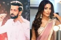 Nakuul Mehta and  Hina Khan
