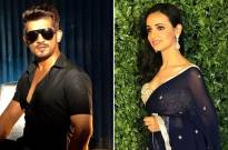 Arjun Bijlani and Sanaya Irani