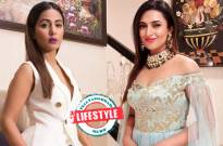 Hina Khan and Divyanka Tripathi Dahiya