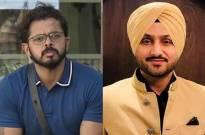 Sreesanth recalls Harbhajan Singh slapping him