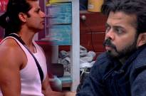 Karanvir and Sreesanth