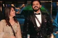 Sreesanth and Dipika Kakar