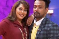 Dharmesh and Geeta Kapur