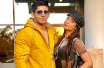 Divya Agarwal and Varun Sood visit the famous Golden Temple