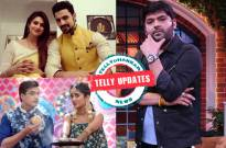 Divyanka and Vivek recreate DDLJ scene, New entry in Yeh Rishta Kya Kehlata Hai, The Kapil Sharma Show pays TRIBUTE to these veteran actresses, and other Telly updates