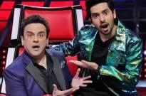 Adnan Sami and Armaan Malik