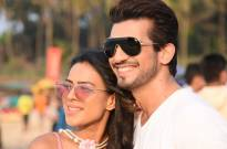 Nia Sharma and Arjun Bijlani