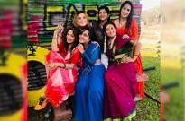 Sagarikha Ghatge, Vidhya Malwade, Delnaaz Irani, Pritam Kagne, Usha Naik and Neha  Jjawade
