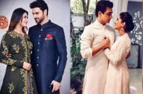 Divyanka–Vivek and Shivangi–Mohsin