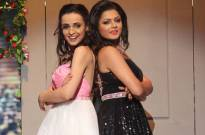 Sanaya Irani and Drashti Dhami