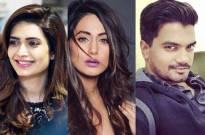 Karishma Tanna, Hina Khan, Rocky Jaiswal